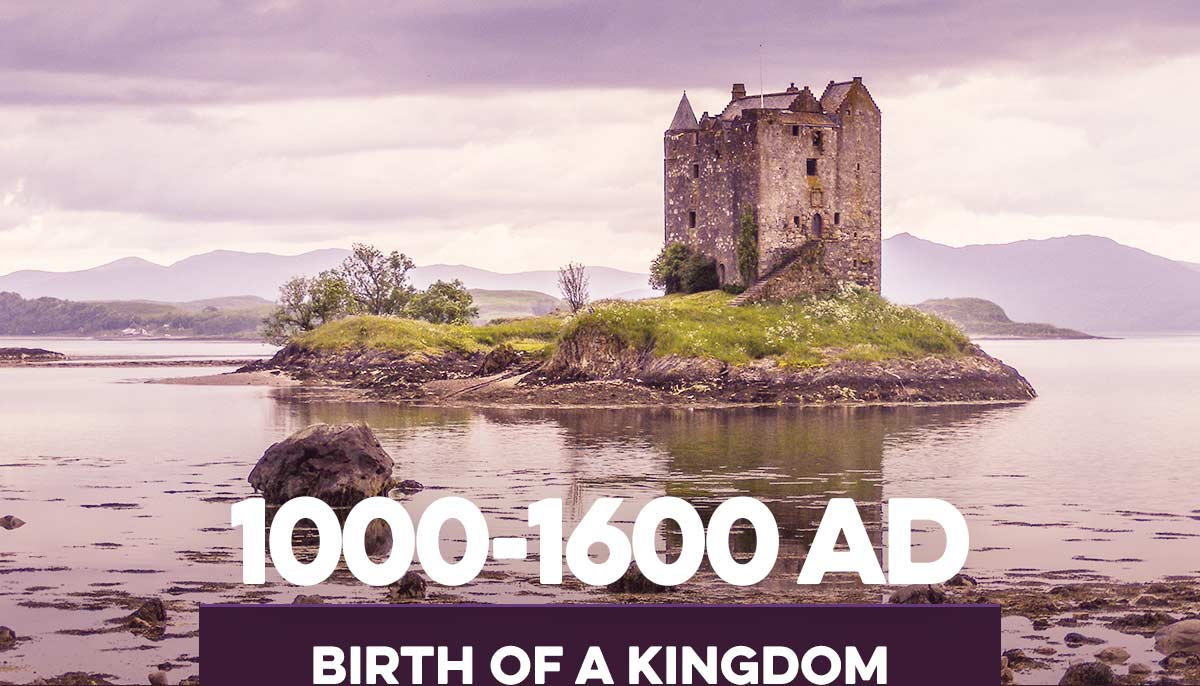 1000-1600AD Building a Kingdom